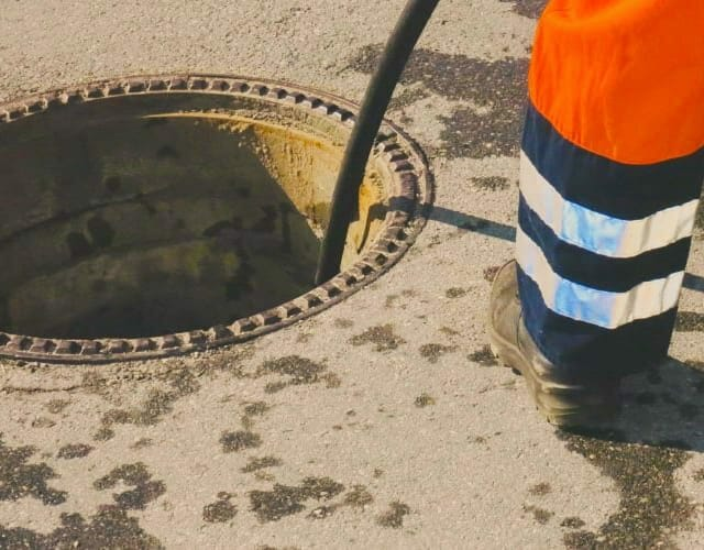 drain cleaning service septic